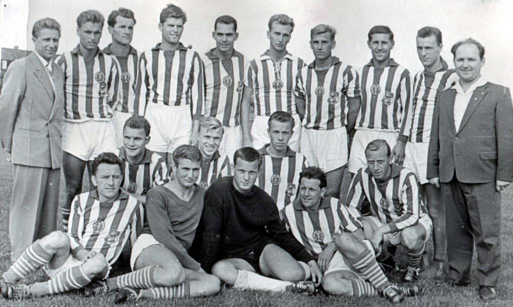 DDR-Auswahl 1950er/1960er Jahre