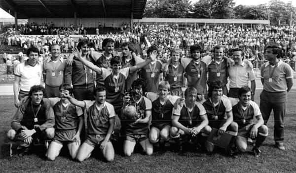 32. FDGB-Pokal-Endspiel 1983: 1. FC Magdeburg - FC Karl-Marx-Stadt Berlin 4:0