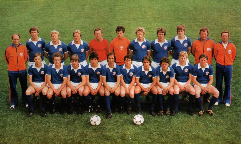 FC Hansa Rostock in der Oberliga-Saison 1980/1981