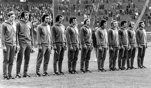 Gerd Kische DDR Australien WM 1974